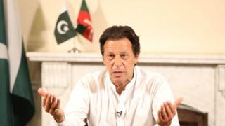 Pemerintahan Perdana Menteri Imran Khan mencabut pencalonan setelah ditekan kelompok berhaluan Islam.