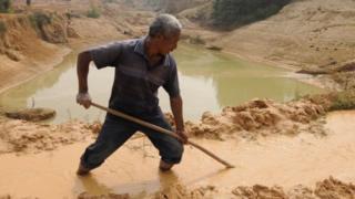 Trung Quốc là nhà khai thác và sản xuất đất hiếm lớn nhất thế giới