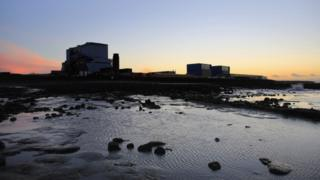 The British Government is reviewing the construction of Hinkley Point C
