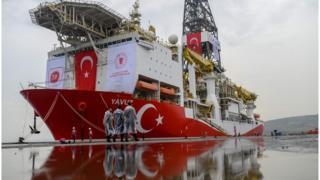 سفينة يافوز للتنقيب عن النفط والغاز