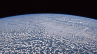 Photo from International Space Station