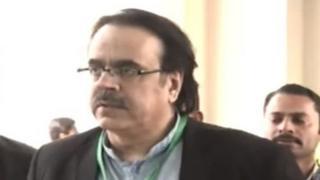 ڈاکٹر شاہد مسعود