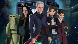 Dr Who game maker