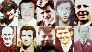 The Ballymurphy victims