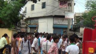 পশ্চিমবঙ্গের বর্ধমানে এক বোমা বিস্ফোরণের ঘটনায় জেএমবির সংশ্লিষ্টতা পাওয় যায়