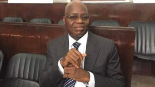 Après un an, en juin 2012, il a été arrêté par la police togolaise et dans la foulée extradé vers la Cote d'Ivoire. Une extraction qui, selon lui, n'est pas conforme à la procédure.