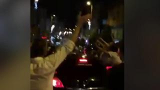 Славље у Истанбулу