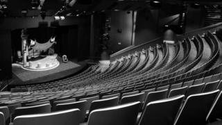 The Rep auditorium