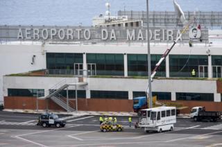 فرودگاه مادیرا