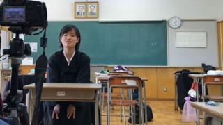 在日本,云华并不被称为韩裔日本人,而是一个更加复杂的称呼:在日朝鲜人。
