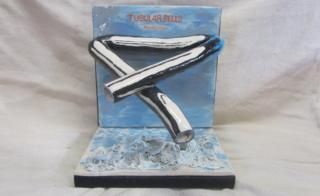 Ceramic version of Tubular Bells by Mike Oldfield