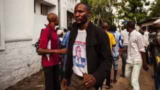 Plus de 50 personnes ont été tuées en septembre, en marge d'une manifestation similaire contre M.Kabila.