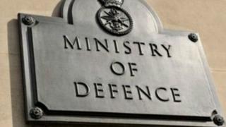 وزارت دفاع بریتانیا