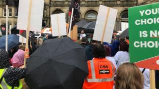 Asda protest