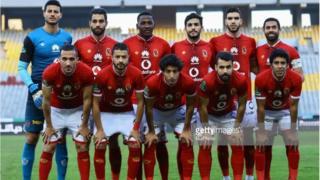 فريق الأهلي المصري لكرة القدم