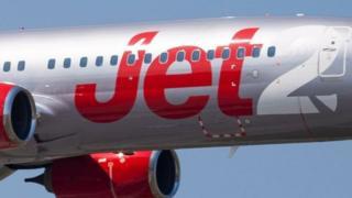 Jet2 plane - generic image