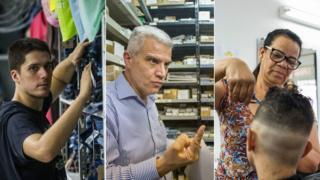 Representantes do comércio, indústria e serviços veem crise de formas diferentes