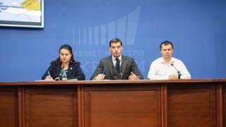 Маркарова, Гончарук, Мілованов
