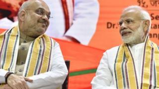 అమిత్ షా, నరేంద్ర మోదీ