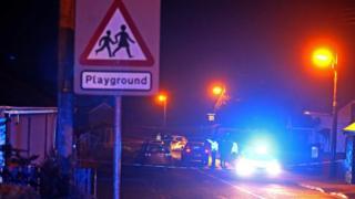 The crash happened on the Toberdoney Road, in Liscolman, near Bushmills