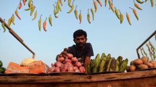 இந்தியாவில் உயரும் சில்லறை பணவீக்கம்