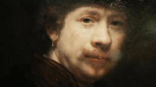 Los expertos encontraron cierta desviación de la mirada en los autorretratos de Rembrandt, una anomalía que se explicaría con el uso de una proyección.