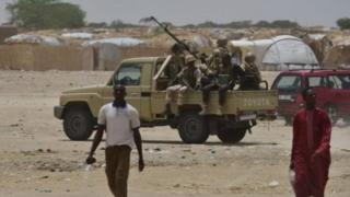 Nigerien Army