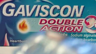 Gaviscon heartburn tablets