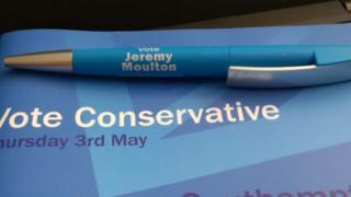 Election pen