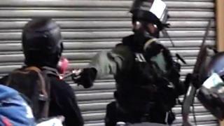 احتجاجات هونغ كونغ