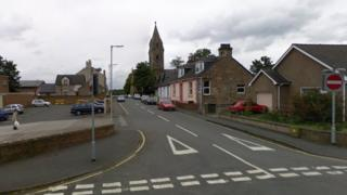 Young Street, Wishaw