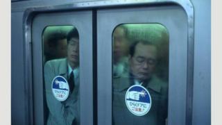 Michael Wolf, Tokyo Compression