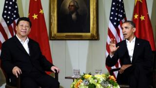 US-China relations have hardened somewhat as a result of hacking accusations