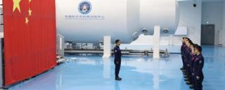چرا فضانوردان اروپایی زبان چینی یاد میگیرند