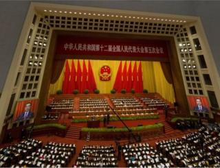 สภาประชาชนแห่งชาติจีน, NPC, หลี่ เค่อเฉียง, นายกรัฐมนตรี, จีน, เศรษฐกิจชะลอตัว, มาตรการกีดกันทางการค้า