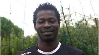 Ben Idrissa Derme est décédé d'une crise cardiaque dimanche durant un match de coupe de France