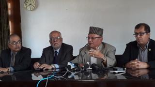 इपीजी बैठकका नेपाली सहभागी