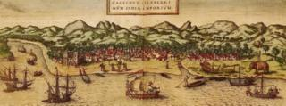 कालीकट की बंदरगाह