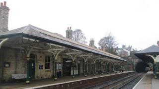 Knaresborough station