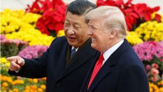 Mỹ, Trung Quốc, Trump, Tập Cận Bình