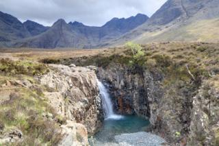 Fairy Pools on Skye