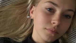 Emily White selfie