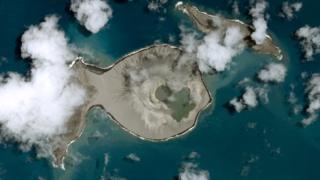 Isla en Tonga