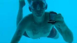 Man drowns during underwater marriage proposal