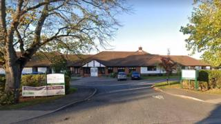 Newton House Care Home on Barrowby Road in Grantham