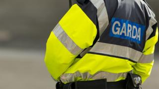 Garda (Irish police) officer
