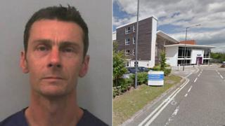 David Bamford worked at Emersons Green NHS Treatment Centre in South Gloucestershire
