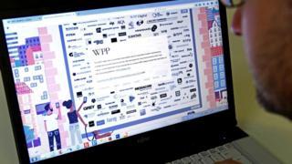 """Сайт британской рекламной компании WPP """"лег"""" после нападения"""