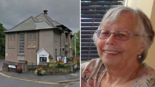Penmaenmawr Community Centre and Councillor Denise Fisher