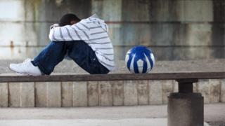Child neglect generic image